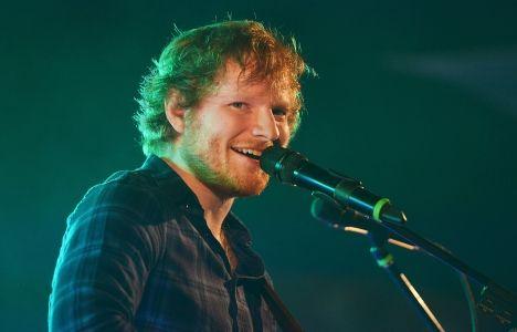Bu yılın yıldızı Ed Sheeran