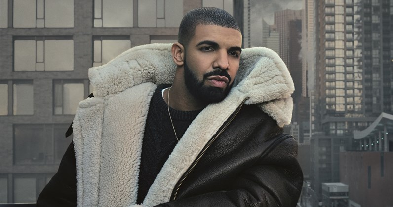 Drake, Bir Rekor Daha Kırdı!
